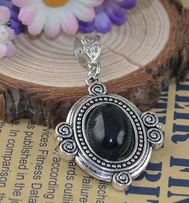 NEW Fashion Jewelry Classical hot cute Turquoise tibet silver Pendants H-2222