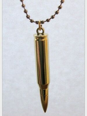 Sons of Anarchy SONS JAX newest models wearing long bullet pendant necklace