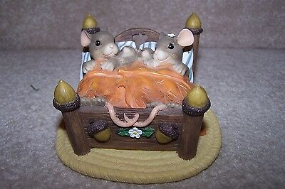 Charming Tails THE HONEYMOON'S OVER  #89/763 ~ NEW IN BOX