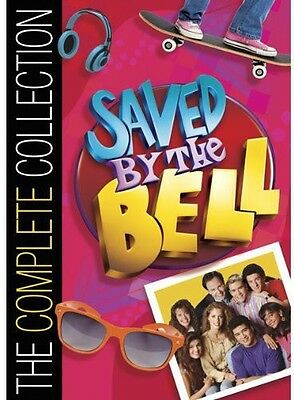 Saved By The Bell: Complete Series DVD Region 1, NTSC