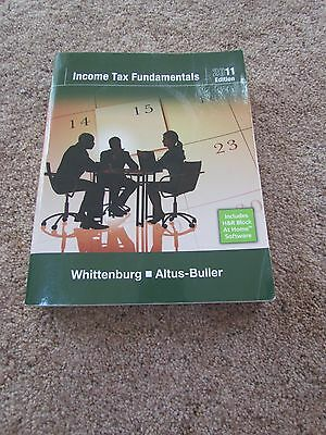 Income Tax Fundamentals 2011 (with H&R BLOCK At Home Tax Preparation Software
