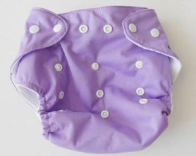 Free Ship Sweet 1pcs New Adjustable Reusable Baby Washable Cloth Diaper Nappies