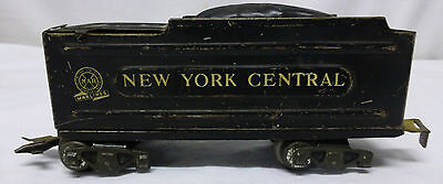 Vintage Marx Toys Marlines New York Central Coal Train Car Made in USA O Scale