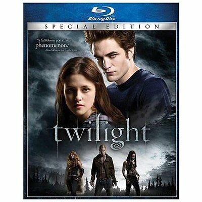 EXCELLENT PREOWNED CONDITION Twilight (Blu-ray Disc, 2009)-NO SCRATCHES