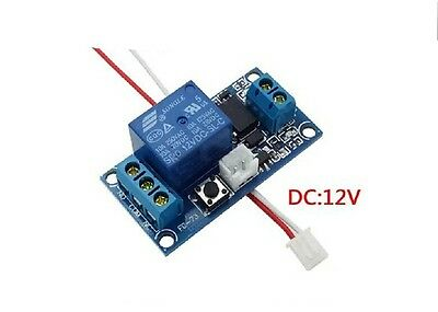 12V 1 Channel Latching Relay Module