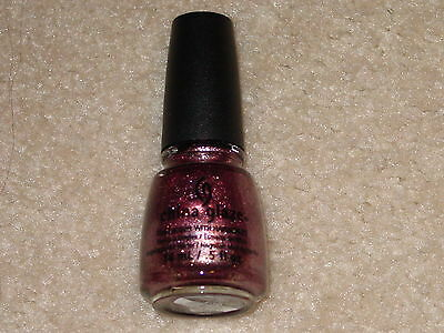 CHINA GLAZE NAIL LACQUER 1225 STRIKE UP A COSMO 81350 SHIMMERY PINK 606180