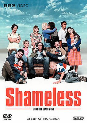 Shameless: The Complete First Season DVD Region 1, NTSC