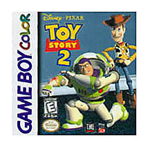 TOY STORY 2 - Nintendo GAME BOY COLOR Video Game! GAMEBOY