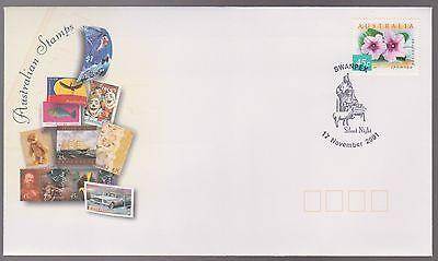 2001 SWANPEX Cancel Cover