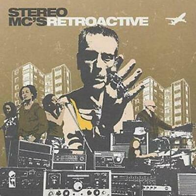 Stereo MCs : Retroactive: Best Of CD (2007) ***NEW***