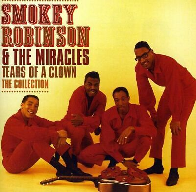 Smokey Robinson and The Miracles : Tears of a Clown: The Collection CD (2012)
