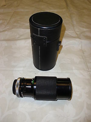VIVITAR SERIES 1 70-210mm VMC f 3.5 CANON MINOLA CAMERA LENS