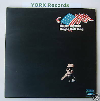 RUBY BRAFF - Bugle Call Rag - Ex Con Double LP Record