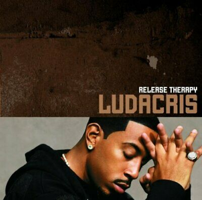 Ludacris - Release Therapy - Ludacris CD MQVG The Cheap Fast Free Post The Cheap