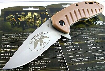 Kershaw Duck Commander Bisland Speed Assisted Opening Knife 7422DC