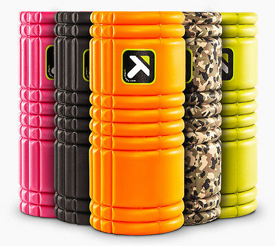 New! TRIGGER POINT GRID TP Therapy Massage Foam Roller Crossfit Running Fitness