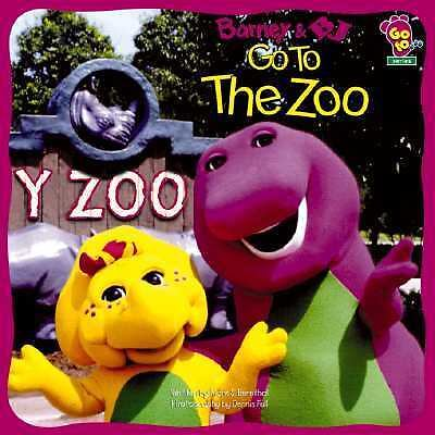 Barney And BJ Go To The Zoo by Lyrick, Publishing