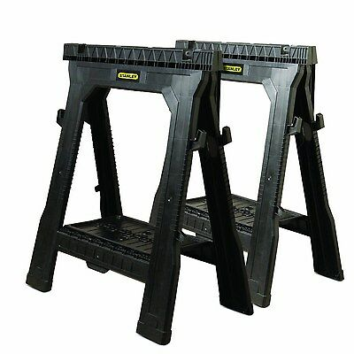 Stanley 060864R Folding Sawhorse (2-Pack) from Stanley NEW STN