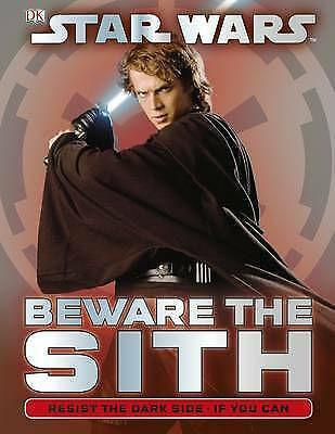Star Wars Beware the Sith, DK, New Book