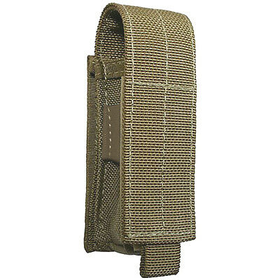 "Maxpedition Tactical 4"" Flashlight Sheath Military Army Molle Torch Case Khaki"