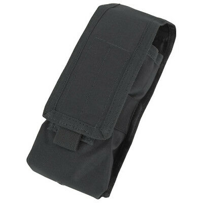 Condor Army Tactical Molle Radio Pocket Communication Pouch Webbing Holder Black