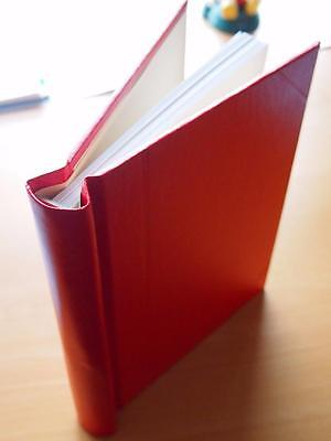 Kabe Medium Springback Stamp Stock Album Binder With 100 Pages - Made In Germany