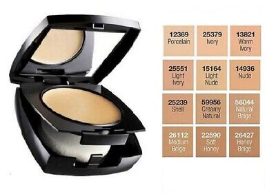 Avon True Color Flawless Cream to Powder Foundation new in box choose ur shades