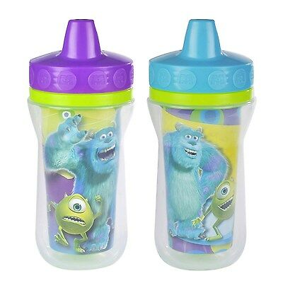 Disney/Pixar Monsters Inc Cup - 9 oz, 2 pack  from The First Years (Y9982A4)
