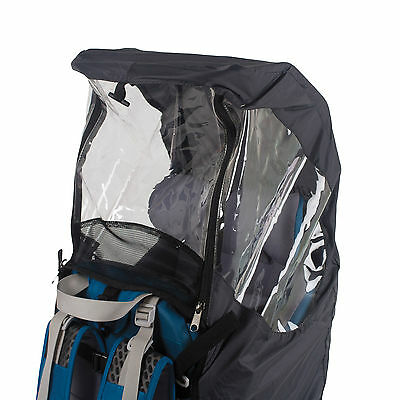 LittleLife Child Carrier Rain Cover Shields From The Elements Waterproof