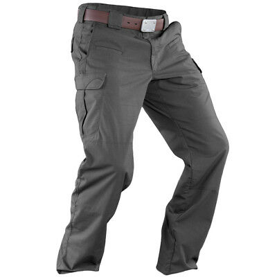 5.11 Tactical Stryke Pants Police Cargos Mens Patrol Trousers Ripstop Charcoal