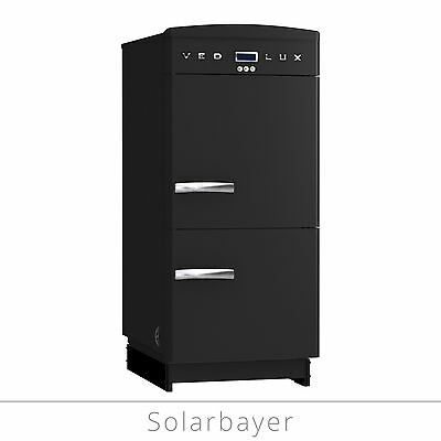 Solarbayer Wood Gasifier Vedolux 34,9/45/65 Kw Boiler Wood Gasification Boiler
