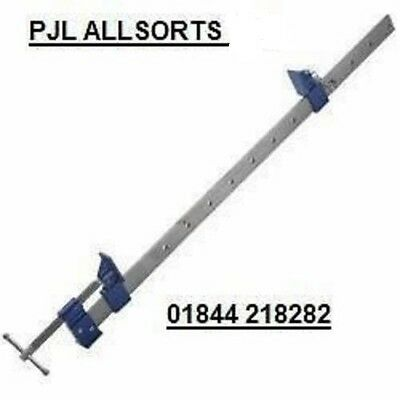 1 pair off 4ft T bar sash clamps next day delivery 4SC
