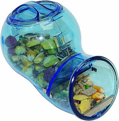 Super Pet Critter Trail Food Dispenser Accessory by Super Pet Free Shipping new