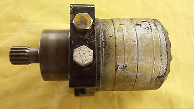 Parker TF Series LSHT Hydraulic Motor TF0130LS050AAAB 478035 Used-Guaranteed