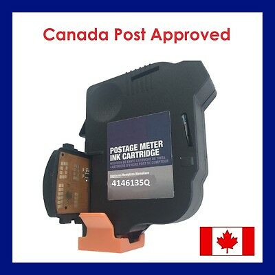 4146135Q Red Postage Ink Cartridge Neopost IS280 - STA280CN Postage Meter