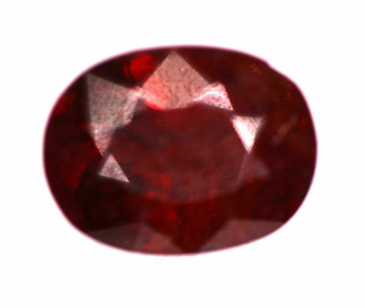 1,49 ct  Rubis de Madagascar traité