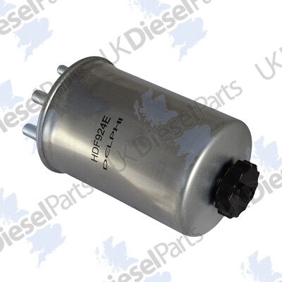 Genuine Delphi Hdf924E - Diesel Fuel Filter Hdf924E