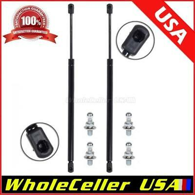 Qty2 SG326008 Front Hood Lift Support Shocks Struts Arms For 97 98 99 Acura CL