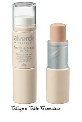ALVERDE CERTIFIE BIO, COVER & BLEN STICK - STICK CORRECTEUR -   20 Soft Honey