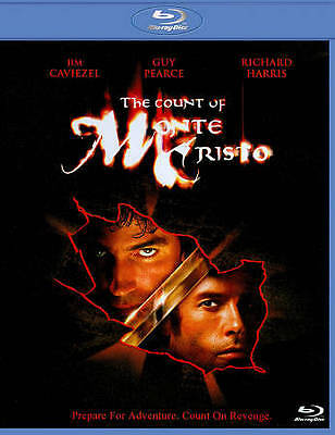 The Count Of Monte Cristo Blu-ray Region A