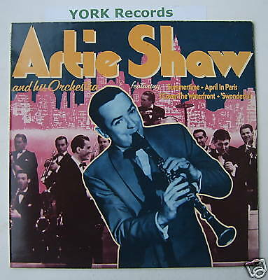 ARTIE SHAW & HIS GRAMERCY FIVE - Ex Con LP Record