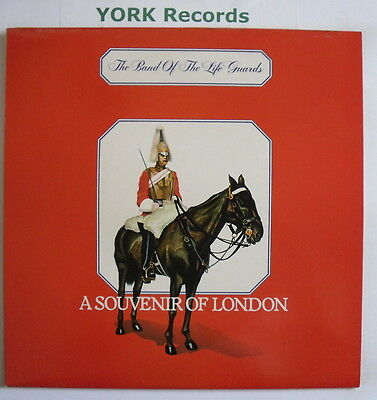 BAND OF THE LIFE GUARDS - A Souvenir Of London - Ex Con LP Record DJM 22062