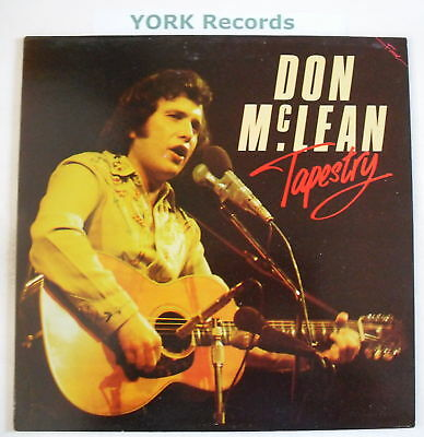 DON McLEAN - Tapestry - Excellent Condition LP Record