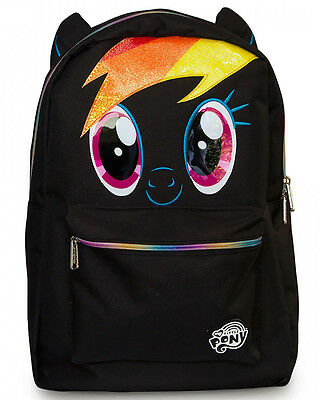Loungefly My Little Pony Rainbow Dash with 3D Ears Backpack