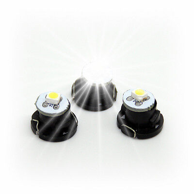 3X SMD PLCC2 LED T3 in weiß Amaturenbeleuchtung Tachobeleuchtung Instrumente LED