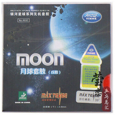 Details about  Galaxy Moon Max Tense (Factory Tuned) Table Tennis Rubber/Sponge