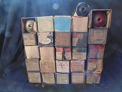 26 Antique Piano Roll Music Set VTG QRS CONNORIZED MELODEE