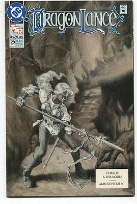 Dragonlance 29 NM- (1988) Dc Comics TSR Dungeons and Dragons CBX1GH