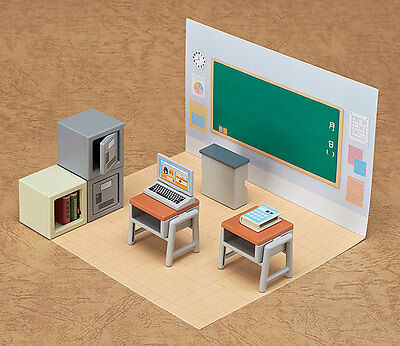 Play Future Nendoroid More CUBE01 Classroom Set