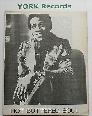 HOT BUTTERED SOUL MAGAZINE - Issue 19 - June 1973 - Timmy Thomas / Revilot Label
